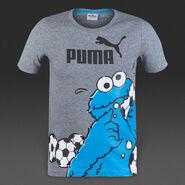 Puma cookie soccer shirt