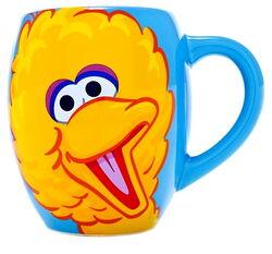 Sesame place mug big bird