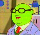 Dr. Bunsen Honeydew (animated)