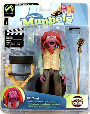 Clifford varient action figure