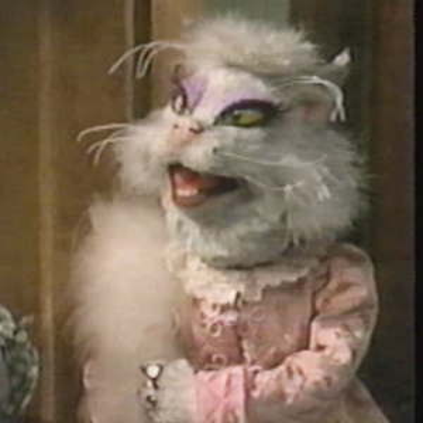 Sesame Street Bert And Ernie Great Adventures Ms. Fluffé | Mupp...