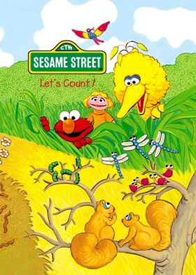141 - Sesame Street Let's Count