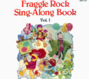 Fraggle Rock Sing-Along Book