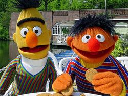 Ernie&Bert-Kekse