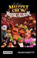 AstorMuppShowMusicAlbumCassette