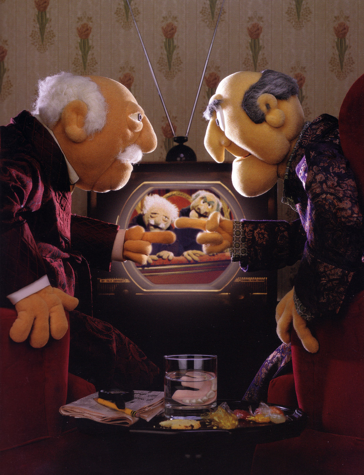 Statler and Waldorf | Muppet Wiki | Fandom powered by Wikia
