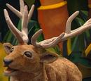 Robert the Red Deer