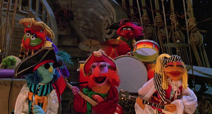 Electric Mayhem-MTI
