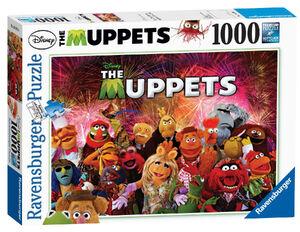 TheMuppets-RavensburgerPuzzle1000pcs-(2012)