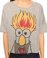 Forever 21 beaker muppet tee 2011