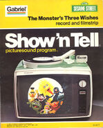 Show'NTellPicturesoundProgramTheMonster'sThreeWishes