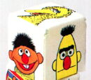 Muppet Puzzle Blocks