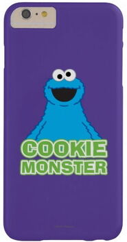 Zazzle cookie monster character art