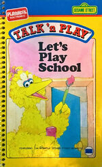 Let's play school