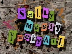 SallyMessy