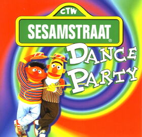Sesamstraatdanceparty
