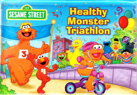 Healthy monster triathlon