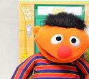 Sesame Street plush (Fisher-Price)