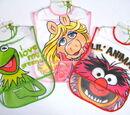 Muppet bibs