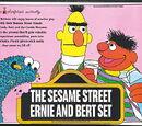 The Sesame Street Ernie and Bert Set
