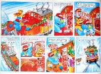 Sesamstasjon comic1992 5