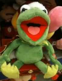 Kermit musical plush dan dee 2011