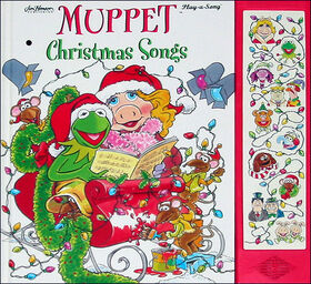 Book.muppetchristmassongs