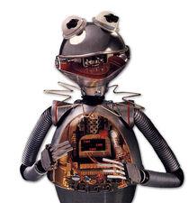Character.robotkermit