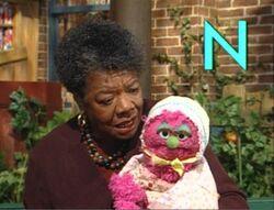 Maya Angelou Natasha