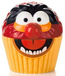 Animal cupcake 1