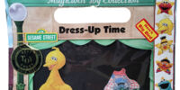Sesame Street Dress-Up Time toys