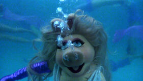 Muppets in water