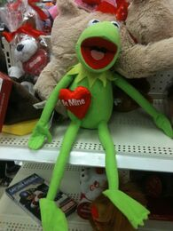 Just play 2012 valentines kermit doll