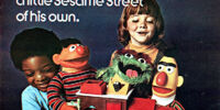 Push Button Sesame Street