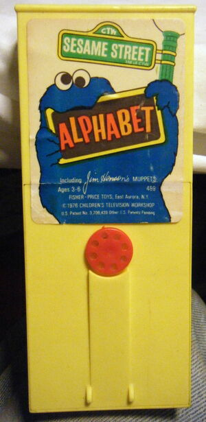 Alphabet 222