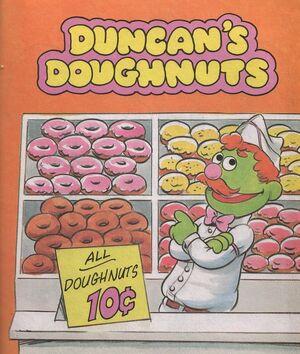 Duncans doughnuts