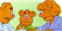 Fozzie Bear (Muppet Kids)