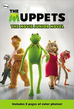 TheMuppetsTheMovieJuniorNovel