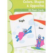 Sesamestreetlearninghorizonsflashcards1
