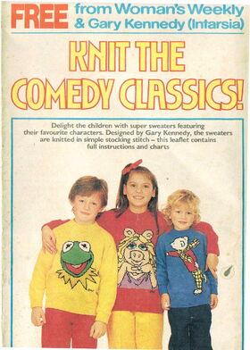 Knit the comedy classics 1