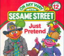 On My Way with Sesame Street Volume 12