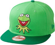 New era 2011 cap kermit green