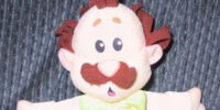 Mr. Noodle plush (Fisher-Price)