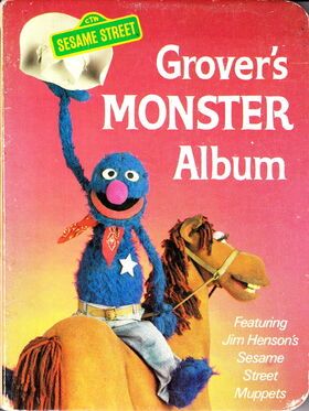 Groversmonsteralbum