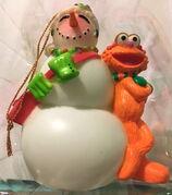 Kurt adler 1998 christmas ornament zoe