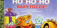 Ho-Ho-Ho, Baby Fozzie!