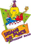 Sesameplace20thbirthdaybash