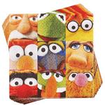 Butlers-Papierserviette-Muppets