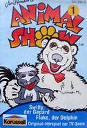 GERMAN Animal Show VHS
