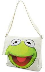 2012 disney store kermit messenger bag